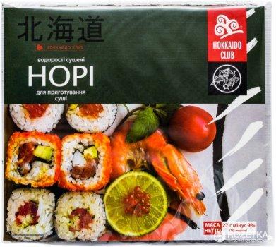 Норі Hokkaido Club 10 листів (4823025900218)