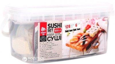 Набір для приготування суші Hokkaido Club на 6 персон (4820172440598)