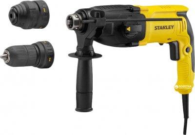 Перфоратор Stanley SDS-Plus SHR264K