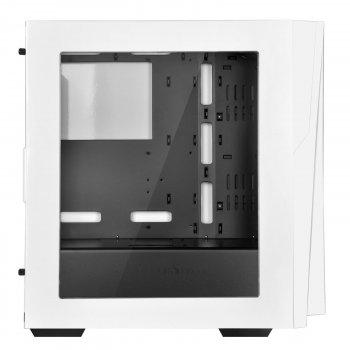 Корпус SilverStone Redline RL06BR-PRO LED White/Silver (SST-RL06WS-PRO)