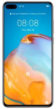 Мобільний телефон Huawei P40 8/128GB Silver Frost
