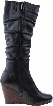 Сапоги Lexi R9563 Черные