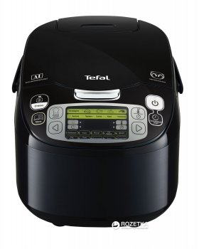 Мультиварка TEFAL Spherical Bowl RK815832