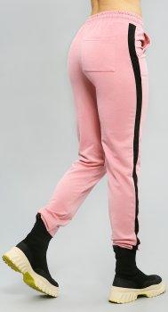 Спортивні штани ISSA PLUS 11502 Рожеві