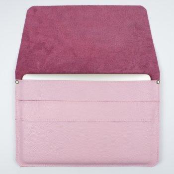Чохол для ноутбука Empire Leather Craft MacBook Pro 13,3 (sapphire-w1) Рожевий