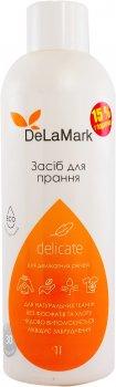 Засіб для прання Delamark Delicate 1 л (4820152331144)