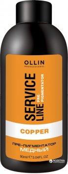 Флюид-препигментатор Ollin Professional Ollin Service Line Медный 90Мл (4627115390633)