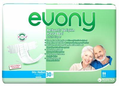 Підгузки для дорослих Evony 2 Medium 30 шт. (8690536804061)
