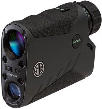 Лазерний далекомір Sig Sauer Kilo 2200BDX