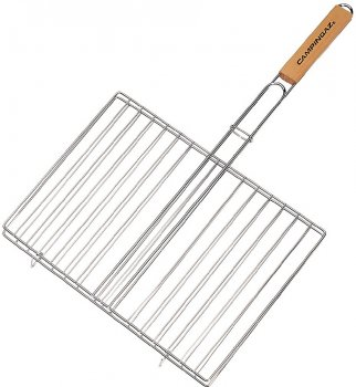 Решетка-гриль Campingaz с деревянной ручкой 55х35х2 см (56896)