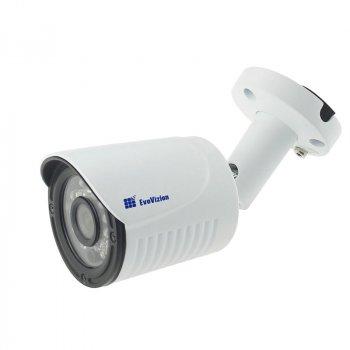 Проводная уличная монофокальная AHD камера EvoVizion AHD-837-100-M