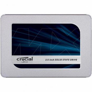 Накопичувач SSD 2.5 500GB MICRON (CT500MX500SSD1) (WY36CT500MX500SSD1)
