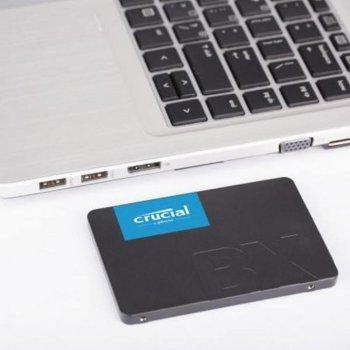 Накопичувач SSD 240GB 2.5 MICRON (CT240BX500SSD1) (WY36CT240BX500SSD1)