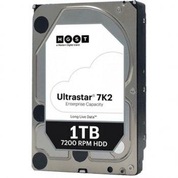 Жорсткий диск 3.5 Western Digital 1TB (1W10001 / HUS722T1TALA604) (1W10001 / HUS722T1TALA604)
