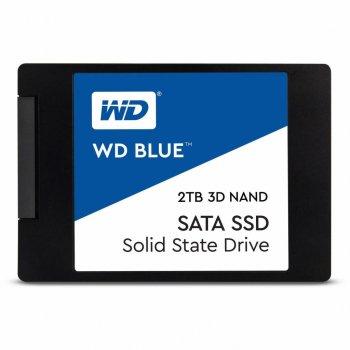 Накопичувач SSD 2.5 Western Digital 2TB (WDS200T2B0A) (WY36WDS200T2B0A)