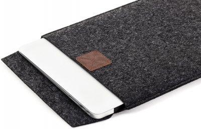 "Чохол для ноутбука Gmakin для Macbook Pro 15"" Black (GM17-15)"