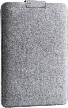 """Чохол для ноутбука Gmakin для Macbook Pro 15"""" Grey (GM55-15)"""