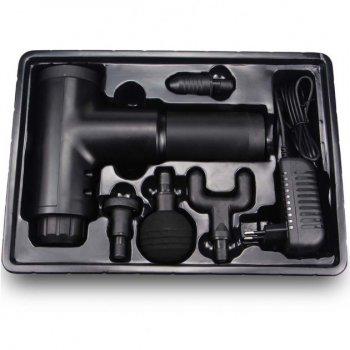 Портативный мышечный массажер для тела Fascial Gun (RZ683)