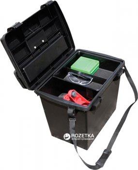 Кейс МТМ Sportsmen's Plus Utility Dry Box утилитарный с плечевым ремнем Черный (17730865)