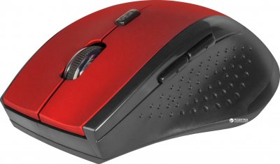 Мышь Defender Accura MM-365 Wireless Red (52367)