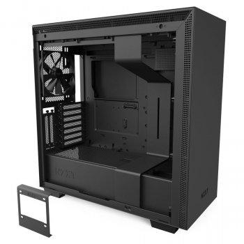 Корпус NZXT H710i Matte Black-Black (CA-H710i-B1) без БЖ
