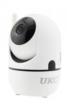 IP-камера беспроводная поворотная с распознаванием лиц UKC Y13G