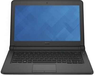 Ноутбук Dell Latitude 3350-Intel Core i5-5200U-2.2GHz-4Gb-DDR3-500Gb-HDD-W13.3-Web-(B)- Б/В