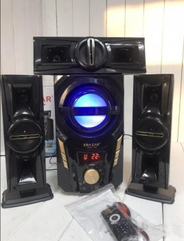 Акустична система з сабвуфером 3.1 Era Ear E-703 60W (Bluetooth, USB flash, SD card, FM-радіо)
