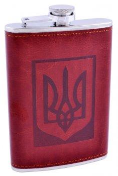 Фляга из нержавеющей стали Украина 270 мл FB-9