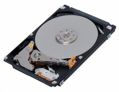 """Жорсткий диск TOSHIBA 500GB 2.5"""" SATA II 5400rpm 8MB Refurbished (MQ01ABD050V)"""