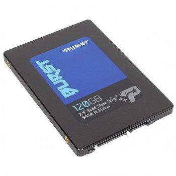 "Накопичувач SSD Patriot Burst 120 ГБ 2,5"" SATAIII (PBU120GS25SSDR)"