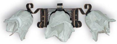 Бра з елементами ковки 120613