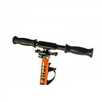 Самокат Scale Sports Elite (SS-15) оранжевий + Led ліхтарик