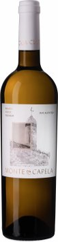 Вино Monte da Capela DOC Premium Антау Важ Аринто 2018 белое сухое 0.75 л 12.5% (5604563111125)