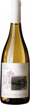 Вино Monte da Capela Виозиньо 2019 белое сухое 0.75 л 13.5% (5604563001075)