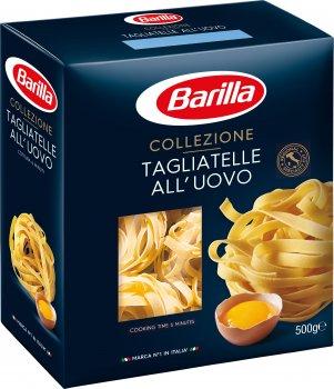 Макароны Barilla Collezione Tagliatelle All'Uovo Bolognesi Тальятелле с яйцом 500 г (8076808201293)