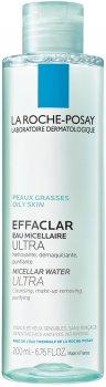 Засіб для зняття макіяжу La Roche-Posay Effaclar для проблемної шкіри 200 мл (3433422408357)