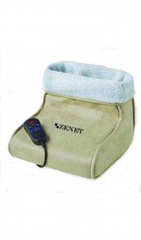 Электрогрелка-массажер для ног Zenet ZET-760