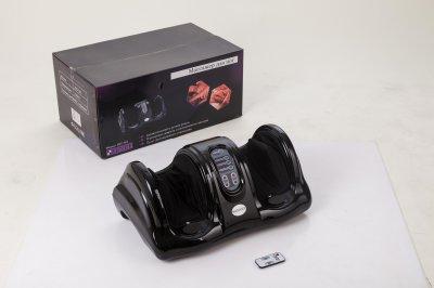 Массажер для ног Zenet ZET-763 роликовый с компрессией для стоп, голеней и икр