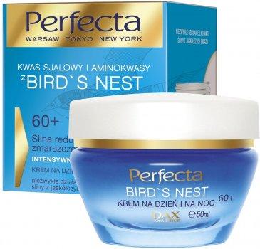 Питательный крем для лица Perfecta Bird's Nest Cream Day and Night 60+ 50 мл (5900525056962)