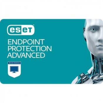 Антивірус ESET Endpoint protection advanced 57 ПК ліцензія на 1year Busines (EEPA_57_1_B)