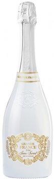 Вино ігристе Grande France біле напівсолодке 0.75 л 10.5% -12.5% (4820000945448)