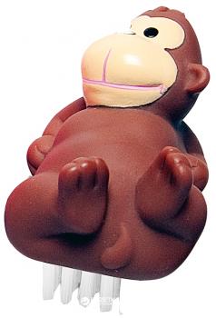 Щіточка для нігтів дитяча Titania 7064 Мавпочка (4008576334907_OV)