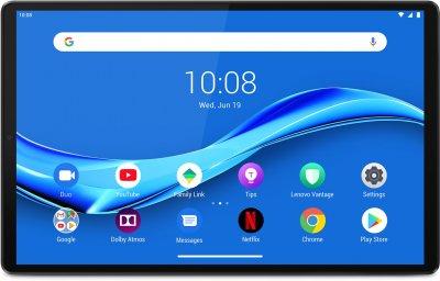 Планшет Lenovo Tab M10 Plus FHD 64GB LTE Platinum Grey (ZA5V0080UA)
