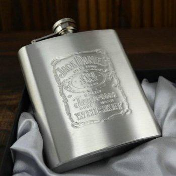 Фляга для алкоголя 0.2л Flask (Арт. 5078)