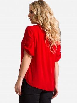 Блузка DEMMA 5636 Красная