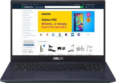 Ноутбук Asus Gaming X571GT-BN436 (90NB0NL1-M07160) Star Black Суперціна!!!