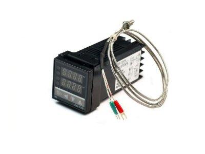 ПІД-терморегулятор Berme REX-C100 з релейним виходом (1002-640-00)
