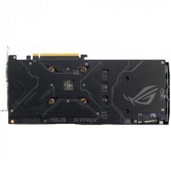 Видеокарта Asus Pci-Ex Geforce Gtx 1060 Rog Strix 6Gb Gddr5 (192Bit) (1506/8008)
