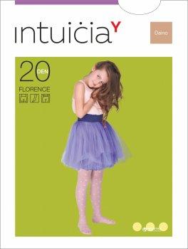 Колготки Intuicia Florence 20 Den 140-146 см Daino (4823072914510)